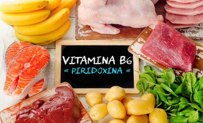 vitamina b6 para que serve